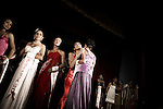 "Nepal 2008:  the first Transgender beauty contest of the new maoist republic of Nepal, .sponsored by the WORLD BANK and organised by blue diamond. .The contest will select the first ambassador for HIV / AIDS of Nepal..The first regional contest in Pokhara. "" le gran final "" will be in kathmandu the first of december.."