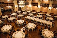 Masonic Temple of Detroit   La sala dei ricevimenti