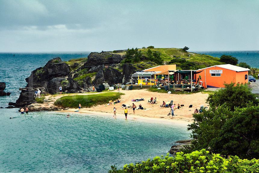 Tobacco Bay Beach, St George Parish, Bermuda