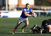 3rd February 2019, Trailfinders Sports Ground, London, England; Betfred Super League rugby, London Broncos versus Wakefield Trinity; Ryan Hampshire of Wakefield Trinity in action