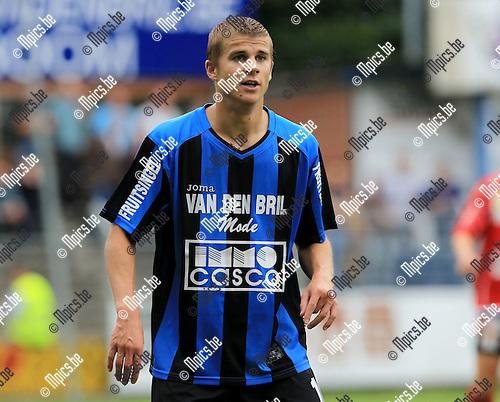2010-08-15 / Voetbal / seizoen 2010-2011 / Rupel-Boom / Bjorn Beyens..Foto: mpics