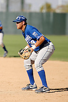 Joey Lewis - Kansas City Royals, 2009 Instructional League.Photo by:  Bill Mitchell/Four Seam Images..