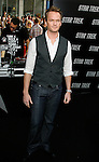 """HOLLYWOOD, CA. - April 30: Neil Patrick Harris arrives at the Los Angeles premiere of """"Star Trek"""" at the Grauman's Chinese Theater on April 30, 2009 in Hollywood, California."""