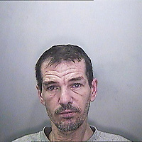 Pictured: Nicholas Saleh, South Wales Police handout.<br /> Re: An attack that led to the death of a man in Cardiff has seen one man convicted of murder and another of manslaughter.<br /> 37 year old Sean Kelly, 37, was stabbed in the leg in the Splott area in the early hours of 13 July, 2017 but died three days later.<br /> Aaron Bingham, 18 and Nicholas Saleh, 46, both from Cardiff, denied murder at the city's Crown Court.<br /> A jury found Bingham - who inflicted the knife wound - guilty of murder and Saleh guilty of manslaughter.