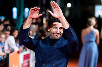 "Actor Alex Garcia attends to orange carpet of ""El Continental"" during FestVal in Vitoria, Spain. September 03, 2018. (ALTERPHOTOS/Borja B.Hojas) /NortePhoto.com NORTEPHOTOMEXICO"
