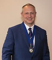 Nottingham City Business Club President Mark Deakin