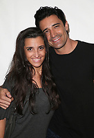 29 October 2017 - Culver City, California - Carole Marini, Gilles Marini. Elizabeth Glaser Pediatric AIDS Foundation's 28th Annual 'A Time For Heroes' Family Festival helming at Smashbox Studios. Photo Credit: F. Sadou/AdMedia
