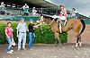 Warrensburg winning at Delaware Park on 6/4/12