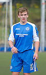 St Johnstone U16's.Harry Johnston.Picture by Graeme Hart..Copyright Perthshire Picture Agency.Tel: 01738 623350  Mobile: 07990 594431