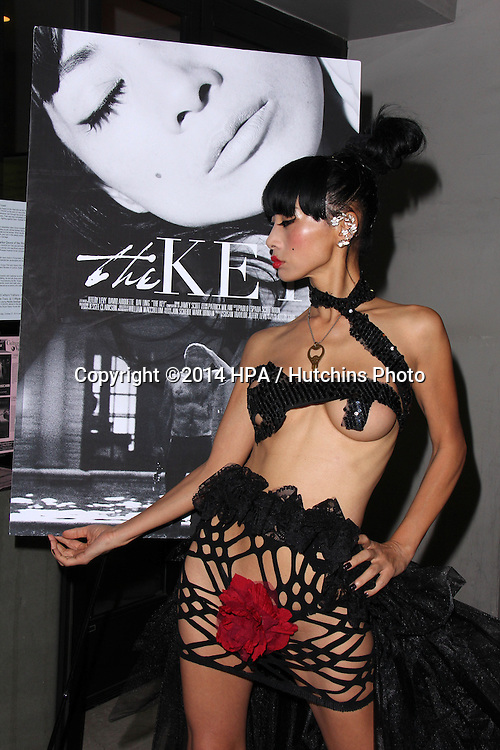 """LOS ANGELES - NOV 21:  Bai Ling at the """"The Key"""" Premiere at the Laemmle's Music Hall on November 21, 2014 in Beverly Hills, CA"""