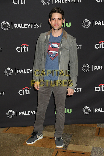 13 March 2016 - Hollywood, California - Jeremy Jordan. 33rd Annual PaleyFest - &quot;Supergirl&quot; held at the Dolby Theatre. <br /> CAP/ADM/BP<br /> &copy;BP/ADM/Capital Pictures