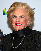 Jacqueline Mars arrives for the formal Artist's Dinner honoring the recipients of the 42nd Annual Kennedy Center Honors at the United States Department of State in Washington, D.C. on Saturday, December 7, 2019. The 2019 honorees are: Earth, Wind & Fire, Sally Field, Linda Ronstadt, Sesame Street, and Michael Tilson Thomas.<br /> Credit: Ron Sachs / Pool via CNP