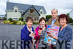 Curraheen Community Council invites residents to 'Meet the Neighbours' Community Social Night this Saturday 14th October at 9.30pm in Keanes of Curraheen. Pictured l-r  Joan Trant, helen O'Sullivan, John Keane and Debbie O'Connor