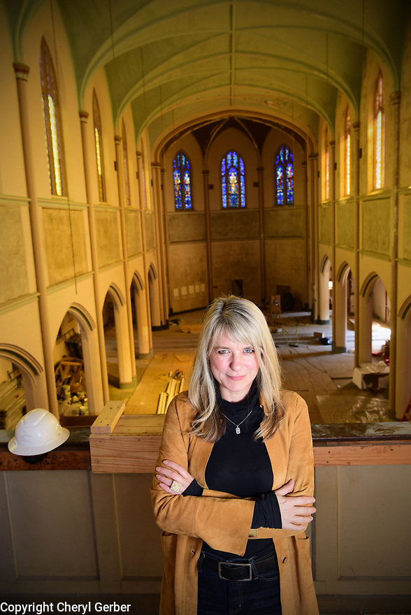 Aimee Hayes turned her passion for acting and directing into her role as producing artistic director for Southern Rep – New Orleans' only year-round professional theatre, and led the way to turn a historic church into the theater's new home on Bayou Road, 2018