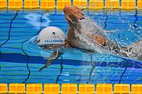 Federica Pellegrini Italy, Aqua Centurions <br /> Women's 50m Freestyle <br /> Napoli 12-10-2019 Piscina Felice Scandone <br /> ISL International Swimming League <br /> Photo Andrea Staccioli/Deepbluemedia/Insidefoto
