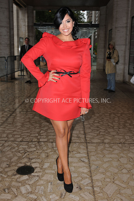 WWW.ACEPIXS.COM . . . . . ....September 7 2011, New York City....Vanessa Bryant arriving at The Couture Council of The Museum at the Fashion Institute of Technology (FIT) 2011 Couture Council Award for Artistry of Fashion honoring Valentino on September 7, 2011 at the David H. Koch Theater, Lincoln Center, New York City....Please byline: KRISTIN CALLAHAN - ACEPIXS.COM.. . . . . . ..Ace Pictures, Inc:  ..tel: (212) 243 8787 or (646) 769 0430..e-mail: info@acepixs.com..web: http://www.acepixs.com