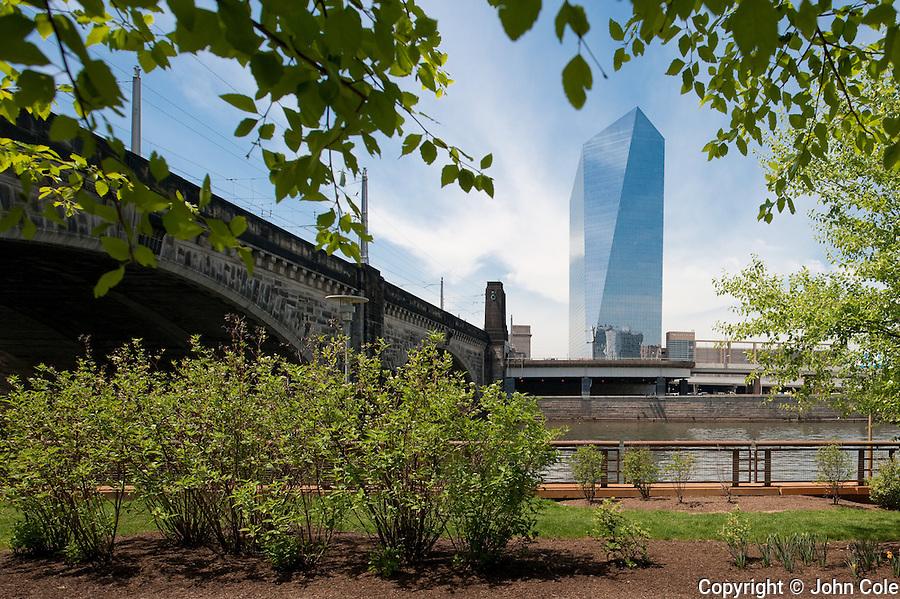 Cirra Centre, Philadelphia, PA, Cesar Pelli & Associates