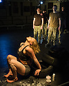 London, UK. 07.05.2015. Rosie Kay Dance Company presents 5 SOLDIERS: THE BODY IS THE FRONTLINE, at the Rifles Officers' Club, Mayfair. Photograph © Jane Hobson.