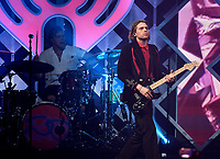 PHILADELPHIA, PA - DECEMBER 05: Ashton Irwin and Luke Hemmings 5 Seconds of Summer performs onstage during Q102's Jingle Ball 2018 at Wells Fargo Center on December 5, 2018 in Philadelphia, Pennsylvania. Photo: imageSPACE/MediaPunch