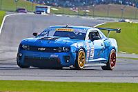 Fernando Seferlis, #29 Camaro, Pirelli World Challenge, Barber Motorsports Park, Leeds, Alabama, April 2014(Photo by Brian Cleary/www.bcpix.com)