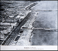 BNPS.co.uk (01202 558833)<br /> Pic: PhilYeomans/BNPS<br /> <br /> Brighton's seafront.<br /> <br /> Chilling - Hitlers 'How to' guide to the invasion of Britain.<br /> <br /> A remarkably detailed invasion plan pack of Britain has been unearthed to reveal how our genteel seaside resorts would have been in the front line had Hitler got his way in World War Two.<br /> <br /> The Operation Sea Lion documents, which were issued to German military headquarters' on August 1, 1940, contain numerous maps and photos of every town on the south coast.<br /> <br /> They provide a chilling reminder of how well prepared a German invading force would have been had the Luftwaffe not been rebuffed by The Few in the Battle of Britain.<br /> <br /> There is a large selection of black and white photos of seaside resorts and notable landmarks stretching all the way from Land's End in Cornwall to Broadstairs in Kent.<br /> <br /> The pack also features a map of Hastings, raising the possibility that a second battle could have been staged there, almost 900 years after the invading William The Conqueror triumphed in 1066.