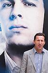 """Presentation at the Intercontinental Hotel in Madrid of the film """"Group 7"""" with the presence of the actors Mario Casas, Antonio de la Torre, Inma Cuesta, Jose Manuel Poga, Joaquin Nunez, director Alberto Rodriguez, and producer Jose Antonio Fellez. In the picture: Antonio de la Torre..(Alterphotos/Marta Gonzalez)"""