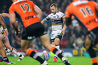 Picture by Alex Whitehead/SWpix.com - 07/10/2017 - Rugby League - Betfred Super League Grand Final - Castleford Tigers v Leeds Rhinos - Old Trafford, Manchester, England - Leeds' Rob Burrow.