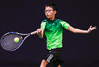 Hilversum, Netherlands, December 3, 2017, Winter Youth Circuit Masters, 12,14,and 16 years, Jessy Tan (NED)<br /> Photo: Tennisimages/Henk Koster