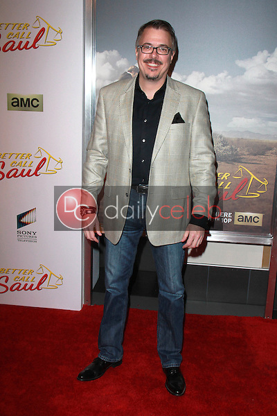 Vince Gilligan<br />