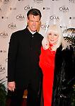 Randy Travis and wife Elizabeth Hatcher Travis