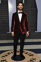 04 March 2018 - Los Angeles, California - Darren Criss. 2018 Vanity Fair Oscar Party hosted following the 90th Academy Awards held at the Wallis Annenberg Center for the Performing Arts. <br /> CAP/ADM/BT<br /> &copy;BT/ADM/Capital Pictures