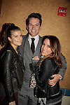 "Kelley Missal -  Mark Hapka - Kristen Alderson at Premiere of ""23 Blast"" - Vision Comes From Within"" - a film by Dylan Baker starring with Gary Donatelli (OLTL) as producer on October 20, 2014 at Regal Cinemas E-Walk Theatre, New York City. (Photo by Sue Coflin/Max Photos)"