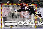 Matias Schulz vs Dominik Klein. GERMANY vs ARGENTINA: 31-27 - Preliminary Round - Group A