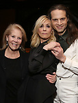 Daryl Roth, Judith Light, Jordan Roth attends the 2019 DGF Madge Evans And Sidney Kingsley Awards at The Lambs Club on March 18, 2019 in New York City.