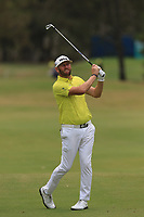 Damien Jordan (AUS) on the 11th during Round 2 of the Australian PGA Championship at  RACV Royal Pines Resort, Gold Coast, Queensland, Australia. 20/12/2019.<br /> Picture Thos Caffrey / Golffile.ie<br /> <br /> All photo usage must carry mandatory copyright credit (© Golffile | Thos Caffrey)