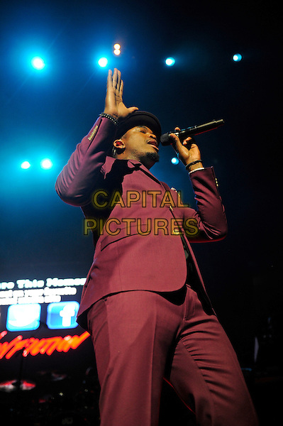 LONDON, ENGLAND - NOVEMBER 5: Ne-Yo (Shaffer Chimere Smith) performing at the Royal Albert Hall on November 5, 2014 in London, England.<br /> CAP/MAR<br /> &copy; Martin Harris/Capital Pictures