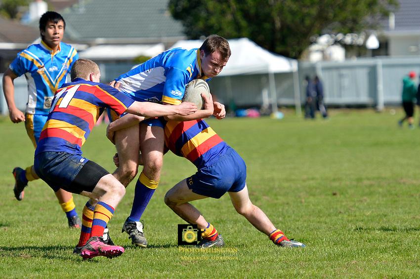 Rugby Wellington Schools 7's Upper Hutt College 22/10/2012<br /> Photos by Masanori Udagawa<br /> www.photowellington.photoshelter.com
