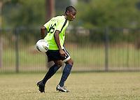 Frisco - Texas, Friday June 29, 2012: U15/16 USSDA play off games.
