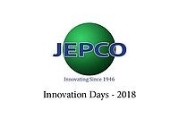 Jepco - Innovation Days 2018