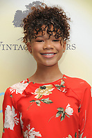 11 June 2017 - Los Angeles, California - Storm Reid. Children Mending Hearts' 9th Annual Empathy Rocks held at Private Residence in Los Angeles. Photo Credit: Birdie Thompson/AdMedia