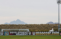Feature Images during US Soccer Nike International Friendlies 2010 Development Academy Winter Showcase at Reach 11 Soccer Complex in Phoenix, Arizona in December of  2010.