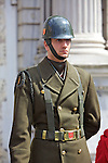 Guard At Dolmabahce Palace