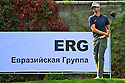 Ben Evans (ENG), European Challenge Tour, Kazakhstan Open 2014, Zhailjau Golf Club, Almaty, Kazakhstan. (Picture Credit / Phil Inglis)