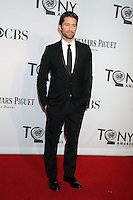 Matthew Morrison at the 66th Annual Tony Awards at The Beacon Theatre on June 10, 2012 in New York City. Credit: RW/MediaPunch Inc. NORTEPHOTO.COM