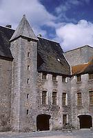 Europe/France/Limousin/23/Creuse/Lavaufranche: Commmanderie des Templiers