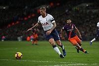 Toby Alderweireld of Tottenham Hotspur during Tottenham Hotspur vs Manchester City, Premier League Football at Wembley Stadium on 29th October 2018