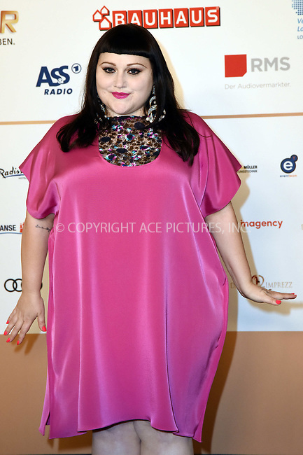 www.acepixs.com<br /> <br /> September 7 2017, Berlin<br /> <br /> Beth Ditto attends the Deutscher Radiopreis (German radio awards) at Elbphilharmonie on September 7, 2017 in Hamburg, Germany<br /> <br /> <br /> By Line: Famous/ACE Pictures<br /> <br /> <br /> ACE Pictures Inc<br /> Tel: 6467670430<br /> Email: info@acepixs.com<br /> www.acepixs.com