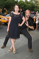 NEW YORK, NY - JULY 25: Rachel Dratch and Scott Adsit at 'The Campaign' New York Premiere at Sunshine Landmark on July 25, 2012 in New York City. &copy;&nbsp;RW/MediaPunch Inc. /NortePhoto.com<br />