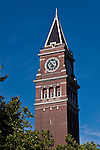 King Street Train Station Clock Tower Seattle Washington State