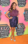 LOS ANGELES, CA. - March 27: Melanie Brown arrives at Nickelodeon's 23rd Annual Kid's Choice Awards at Pauley Pavilion on March 27, 2010 in Los Angeles, California.